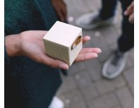Fresh'n Rebel Rockbox Cube Fabriq Edition  - Cloud