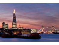 Trip to Shard, London and champagne for two