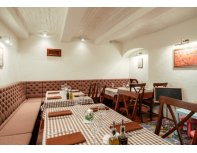 "Feel Italy in the restaurant ""Da Roberta"" €30"