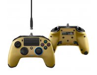 PS4 Nacon Revolution Pro Controller Wired Gold