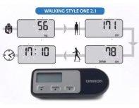 Omron Walking style One 2.1 soļu skaitītājs (HJ-321-E)