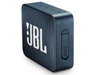 JBL ūdensizturīga portatīvā skanda JBL Go, tumši zila, JBLGO2NAVY