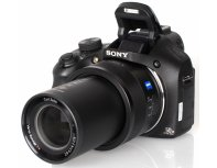 Sony DSC-HX400V 20.4 Mp Wi-Fi kompaktkamera melnā krāsā