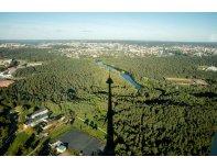 Vakariņas Lietuvas televīzijas tornī