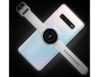 SAMSUNG Galaxy S10 + 128GB Black / White