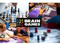 Brain Games gift card 10 Eur