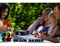 Brain Games gift card 25 Eur