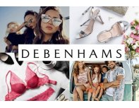 Debenhams gift card 20 Eur
