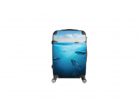 Customized M size RAIBUM travel suitcase