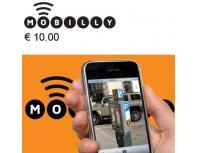 Mobilly sąskaitos papildymas, €10