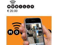 Mobilly Account Top-Up, €20