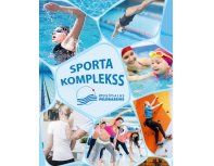 RTU Ķīpsala Swimming Pool Gift Card 20 Eur