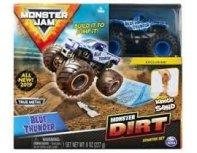 MONSTER JAM Off-Road Kinetic Dirt Starter Toy Set