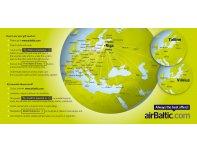 airBaltic gift e-voucher 50 Eur