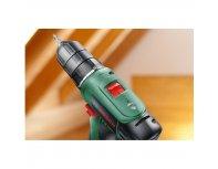 Litija-jonu akumulatora divu ātrumu urbjmašīna-skrūvgriezis EasyDrill 1200 (1x1,5 Ah)