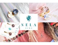Nela Gems - jewelry with Swarovski crystals gift card 40 EUR