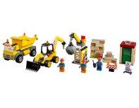LEGO Juniors Demolition Site