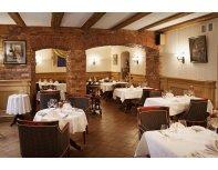 Ужин для двоих в ресторане замка Дикли 50€
