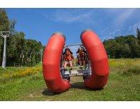 """Tarzāns"" park crazy attractions"