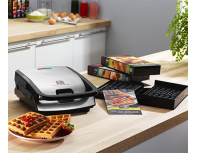 Waffle pan TEFAL SW854D16