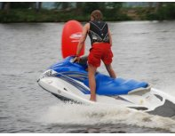 Jet Ski ride for two persons (on 1 Jet Ski)