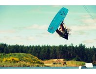 Wakeboarding in «333 Wake Park»