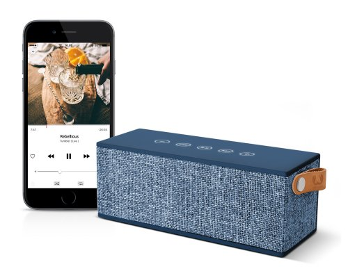 Fresh'n Rebel Rockbox Brick Fabriq Edition - Indigo