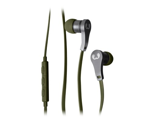 Fresh'n Rebel Lace Earbuds - Army