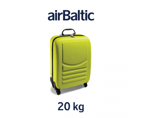 airBaltic Baggage e-voucher