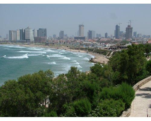 Riga - Tel Aviv round trip
