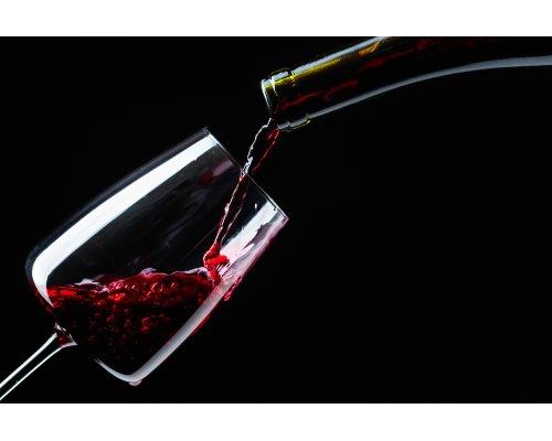 Vīna degustācija tumsā diviem ''Wine in the Dark''
