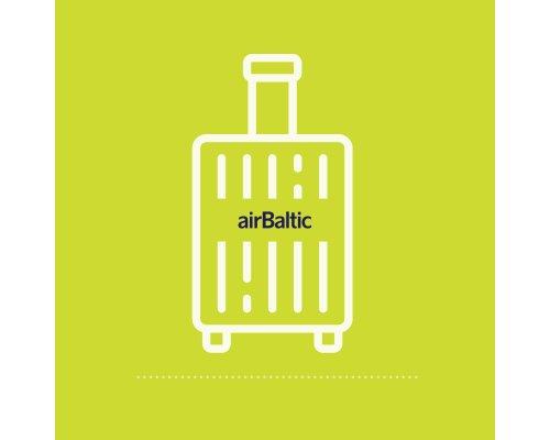 airBaltic э-купон на багаж