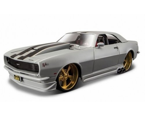 MAISTO Die Cast Chevrolet Camaro Z28 1968 Car model