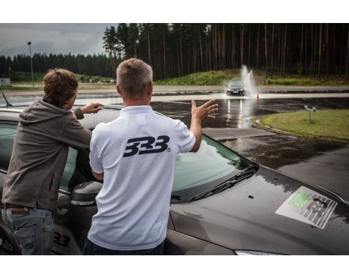 Safe driving expert course