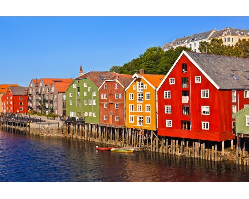 Rīga - Trondheima