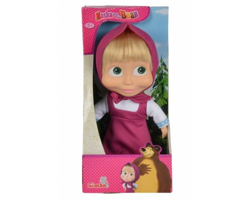 MASHA AND THE BEAR doll 23cm, 109306372