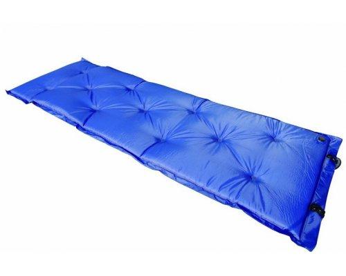 High Peak Trekkingmatte Matte 180 x 55 x 2,5 cm blau
