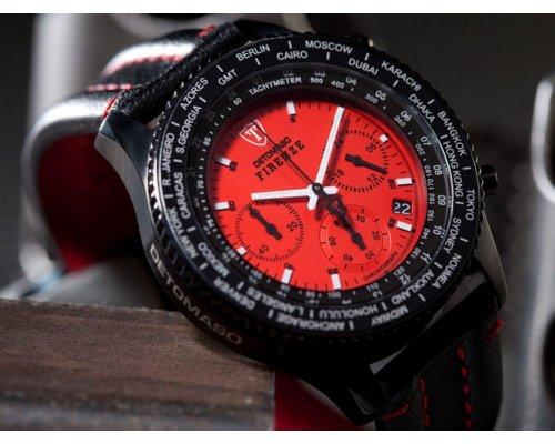 De'Tomaso Firenze Red 2 (SL1624C-RD)