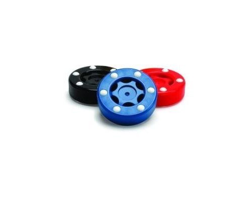 Sherwood Pro Rollerhockey Puck Red