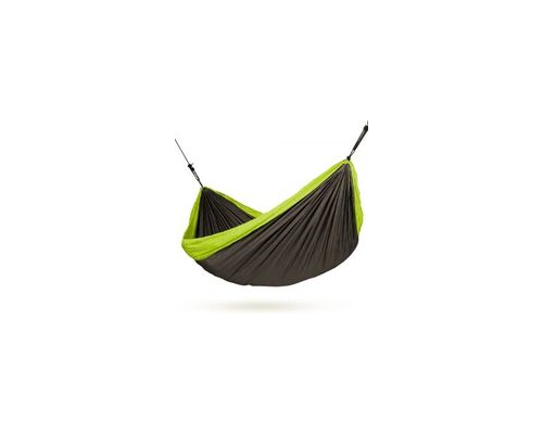 La Siesta Double Travel Hammock Green