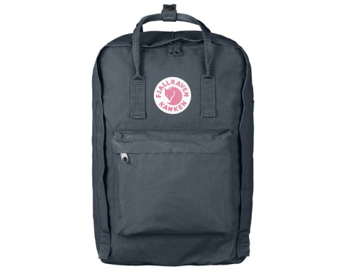 "Fjällräven Kånken Padded Laptop Bag 17"" Graphite"