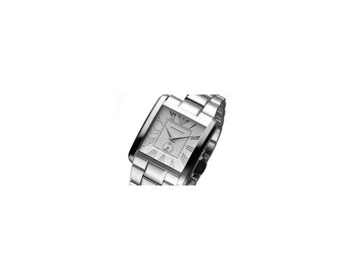 Emporio Armani Men's Classic Steel Watch AR1643