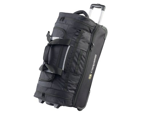 Сумка-тележка Caribee Rolling Luggage Scarecrow DX 70 Black