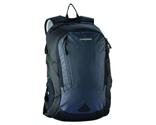 Caribee Disruption 28L RFID Backpack Asphalt/ Black
