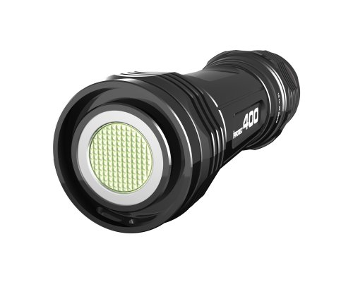 iPROTEC™ PRO400LIGHT Tactical Flashlight 400lm