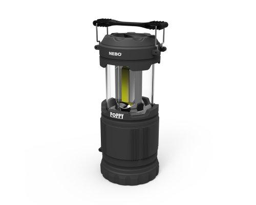 NEBO POPPY Lantern/Spotlight 300lm Dark Grey