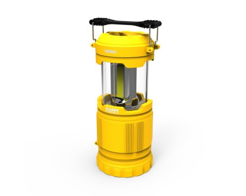 NEBO POPPY Lantern/Spotlight 300lm Yellow