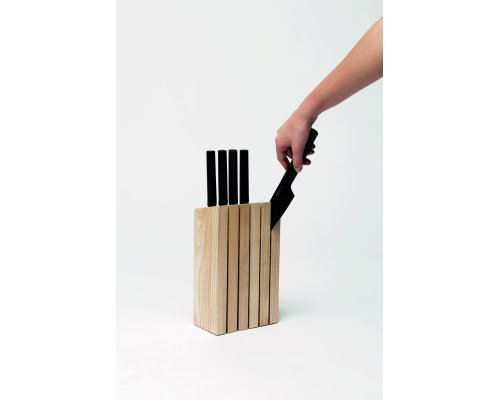BergHOFF Ron Line 7pcs Knife Block Set