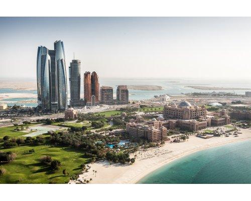 Riga - Abu Dhabi round trip flight