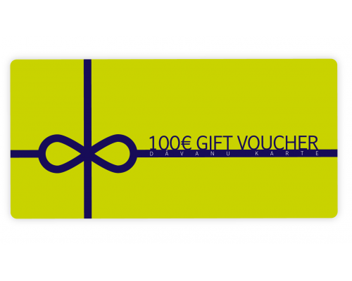 airBaltic gift e-voucher 100 Eur